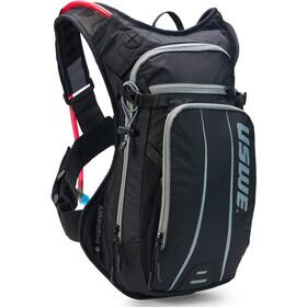 USWE Airborne 9 Hydration Backpack black/grey